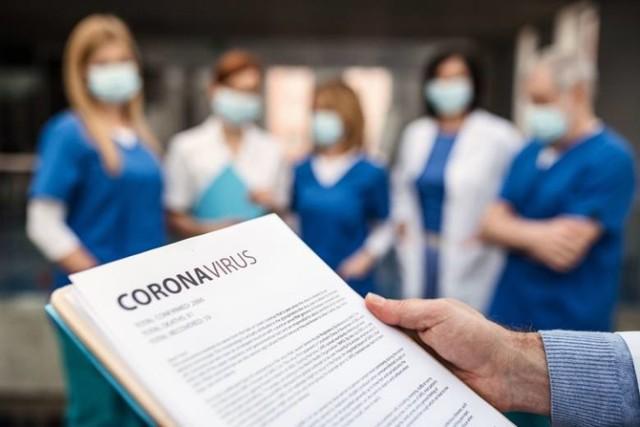 Raport koronawirusowy dla Sądecczyzny 22.11