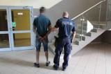 Włamywacz i paserzy w rękach policjantów ZDJĘCIA