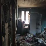 Pożar w Czeladzi zmienił ich życie. Na Boże Narodzenie wszyscy lokatorzy trafili do tymczasowych mieszkań. Co z remontem budynku?