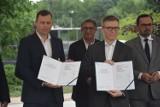 Umowa podpisana! Kolej wróci do Jastrzębia. Powstanie nowa linia Katowice-Ostrawa. Do Warszawy z Jastrzębia pojedziemy w dwie godziny