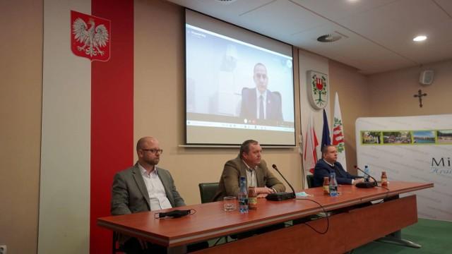 Wojewoda wielkopolski unieważnił uchwałę Rady Miejskiej w Międzychodu w tej sprawie.