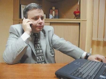 Zbigniew Widera zamierza zaskarżyć kontrowersyjną uchwałę. Fot: MAGDALENA CHAŁUPKA