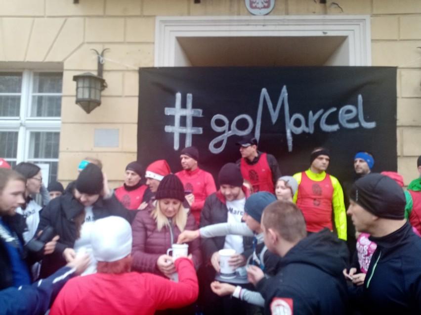 Pomagamy Marcelkowi