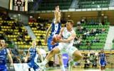 Koszykarze Stelmetu Enei BC Zielona Góra godnie pożegnali się ze sponsorem. Rywal bez szans