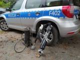 Gmina Aleksandrów: Okradli wystawowe ciągniki rolnicze