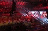 """Koncert """"Muzyka Wolności"""": Pustki na płycie Stadionu Miejskiego w Poznaniu i wielka wpadka Oliviera Janiaka [ZDJĘCIA]"""
