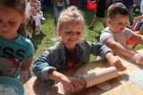 Święto chleba w Wierzchlesiu. Było bardzo smakowicie
