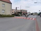 Pleszew. Pierwsze dwa smart przejścia dla pieszych w mieście już zamontowane