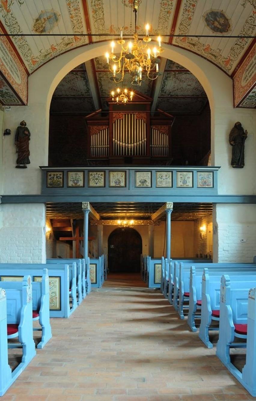 Kościół w Jamnie nagrodzony w konkursie Zabytek Zadbany