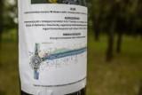 Kraków. Planują rondo przy ulicy Lipskiej. Mieszkańcy protestują [ZDJĘCIA]