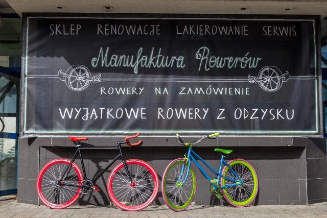 Manufaktura rowerów