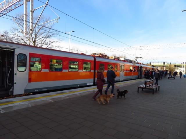 Pociągi Wróciły Na Trasę Słupsk Ustka Zdjęcia Słupsk