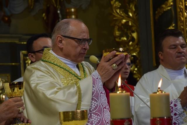 Biskup włocławski zaszczepił się przeciwko covid-19