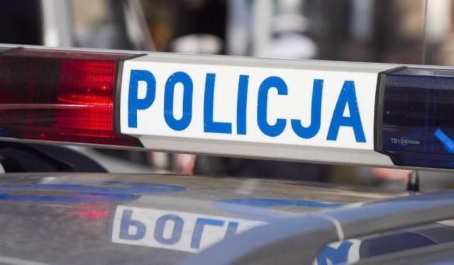 30-latek z Żor znieważył policjantów.