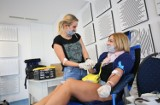 55 krwiodawców wzięło udział w akcji w Przygodzicach