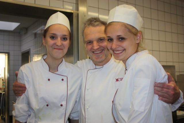 Młodzież z ZSP w Sierakowicach na praktykach w Niemczech