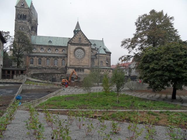 Ogród różańcowy Bytom wrzesień 2013