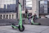 Nowe elektryczne hulajnogi w Białymstoku. Bolt obok blinkee.city  [zdjęcia]