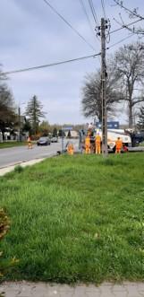 Wodzisław Śl.: Kierowco uważaj na skrzyżowaniu ulic Pszowskiej i Górniczej. Trwają prace drogowców