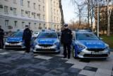 Podlaskie. Policjanci mają nowe radiowozy. Trafią do komend miejskich w Białymstoku, Łomży i Suwałkach (zdjęcia, wideo)