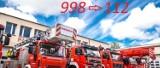 Przełączenie numeru 998 na 112 - od poniedziałku 14 czerwca