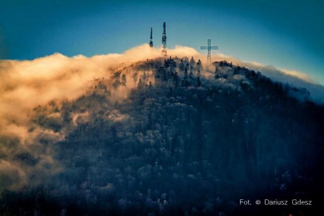 Kawiarnia na Chełmcu i obłędne widoki z wieży. Skorzystajcie do końca października