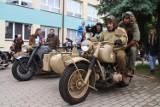 Moto rajd sprzed 100 lat w powiecie gdańskim! Zabytkowe motocykle przejechały dawną trasą rajdu |ZDJĘCIA