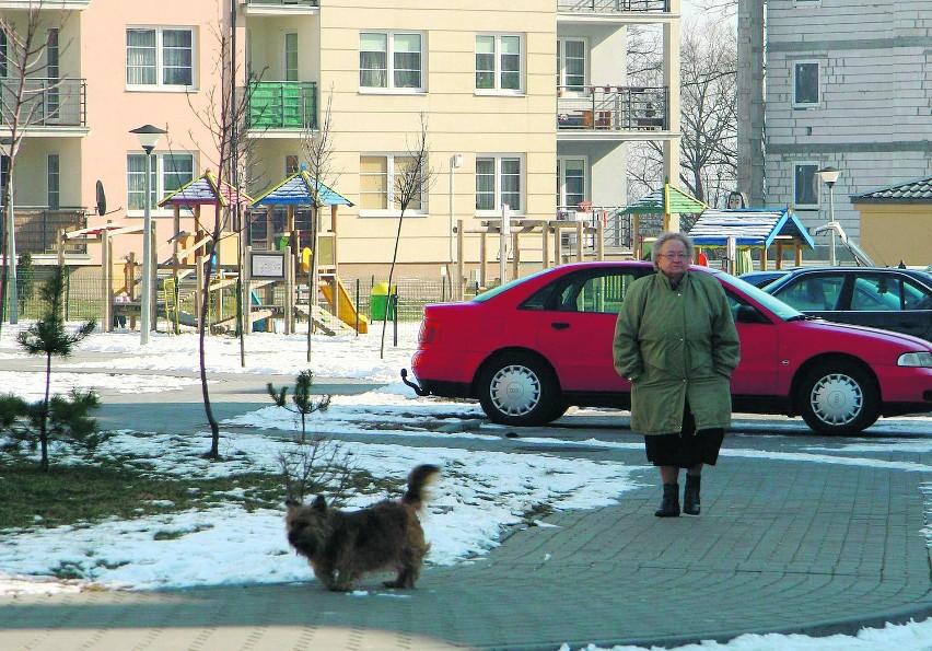 Przy ulicy Szymanowskiego w Kutnie buntują się przeciwko planom podwyżki czynszu