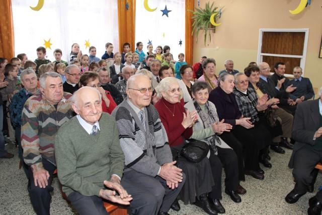 Uczestnicy spotkania byli zachwyceni programem