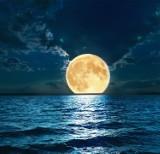 Truskawkowy Księżyc w czerwcu 2020 roku. Kiedy i gdzie można zobaczyć pełnię? Optymistyczna pełnia z półcieniowym zaćmieniem [5.06.2020]