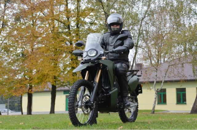 Trzynaście nowych motocykli Honda trafi do Bieszczadzkiego Oddziału Straży Granicznej.