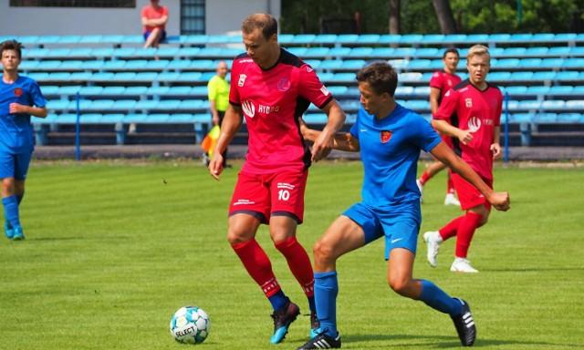 W meczu kontrolnym Lubuszanin Trzcianka uległ na swoim boisku 2:6 dobrze grającej, młodej drużynie Escoli Varsovia U-19
