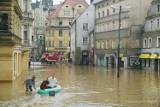 Mijają 23 lata od powodzi tysiąclecia w Kłodzku. Zobacz zdjęcia z lipca 1997 roku