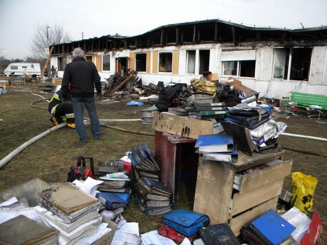 Dochód z majówki zostanie przekazany na odbudowę zniszczonej przez pożar siedziby Aeroklubu Gdańskiego