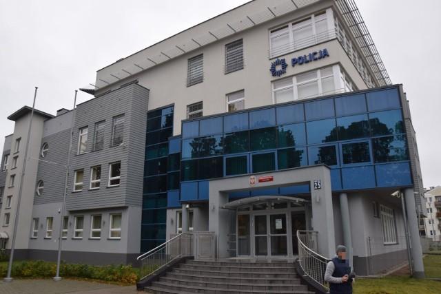 Komenda policji w Szczecinku
