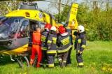 Wybuch w zakładzie w Jaroszowie. Zmarł jeden z poszkodowanych pracowników