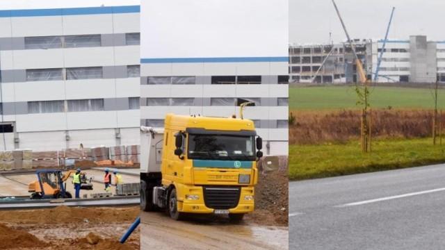 W Świebodzinie powstaje potężny obiekt logistyczno-magazynowy, w którym już niebawem zatrudnienie znajdą setki osób