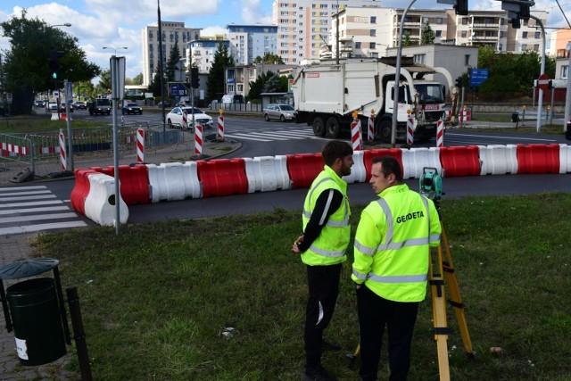 Z powodu budowy mostów nad Brdą kierowcy muszą liczyć się z utrudnieniami w ruchu drogowym na ul. Fordońskiej i ul. Kazimierza Wielkiego w Bydgoszczy.