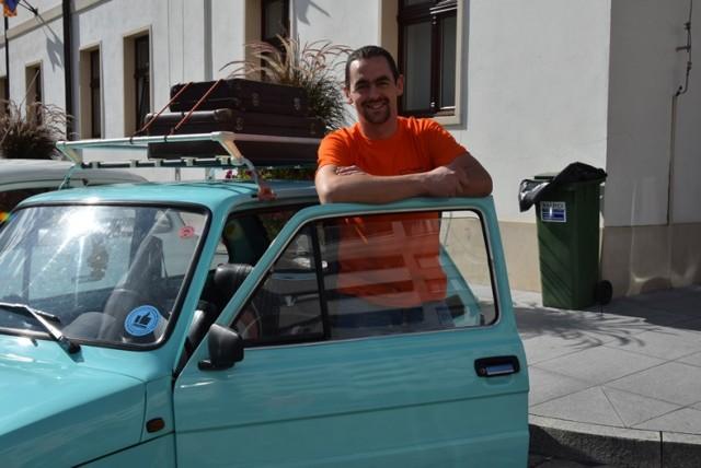 Zlot zabytkowych samochodów w Lubinie