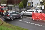 Prokuratura wyjaśnia okoliczności tragicznego wypadku przy Piastów w Krośnie Odrzańskim. Dlaczego zginął ojciec 3 dzieci? Ile grozi sprawcy?