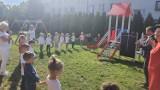 Przedszkolny plac zabaw we Włoszczowie z nowymi urządzeniami (ZDJĘCIA)