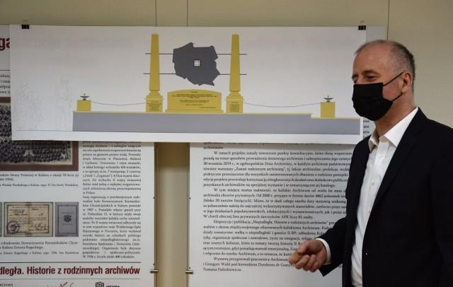 Obelisk poświęcony żołnierzom niezłomnym ma powstać przy budynku byłego więzienia w Kaliszu