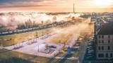 Magiczny Głogów z drona Kamila Gołuchowskiego. Piękne panoramy miasta z klimatem