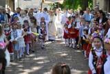 Olkusz: procesja Bożego Ciała 2021 w bazylice św. Andrzeja. Przyszły tłumy. Zobaczcie ZDJĘCIA AKTUALIZACJA 11.06.2021