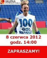Euro 2012 w Galerii Krotoszyńskiej - inauguracja z Piotrem Reissem w piątek o godz. 14.30