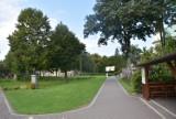 Babie lato w parku sankturium maryjnego w Leśniowie ZDJĘCIA