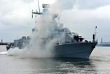 Manewry na Bałtyku [ZDJĘCIA]. Okręty i lotnictwo osłaniają szlaki żeglugowe