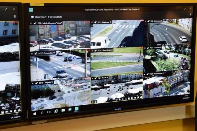 Sprawdź, gdzie znajdują się kamery miejskiego monitoringu w Inowrocławiu oraz jaki teren obejmują swym zasięgiem