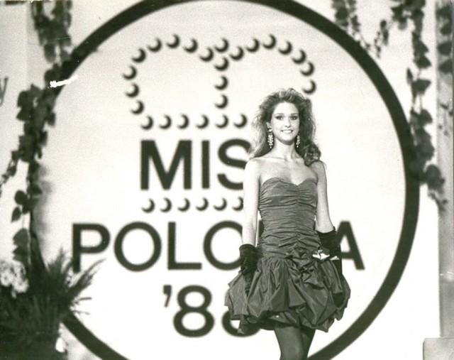Joanna Gapińska miss 1988 Miejsce urodzenia: Szczecin  Rok urodzenia: 1968r. Wymiary: 170cm/90/58/88