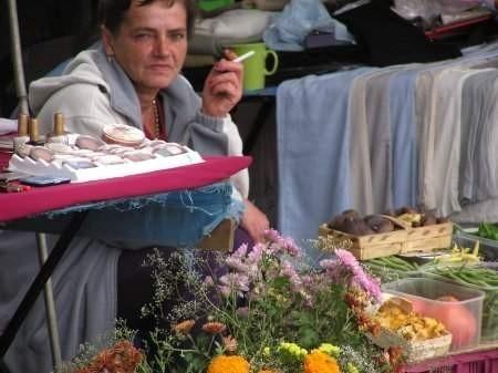 Aby legalnie sprzedać zebrane grzyby należy posiadać atest grzyboznawcy, najbliższy znajduje się w Jeleniej Górze.FOT.KRZYSZTOF STANKIEWICZ